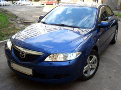 Mazda 6 г.Малая Дубна (Московская область) - 2004 г.в. Год выпуска...